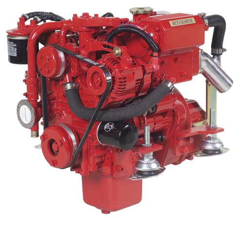 beta marine diesel engine reviews