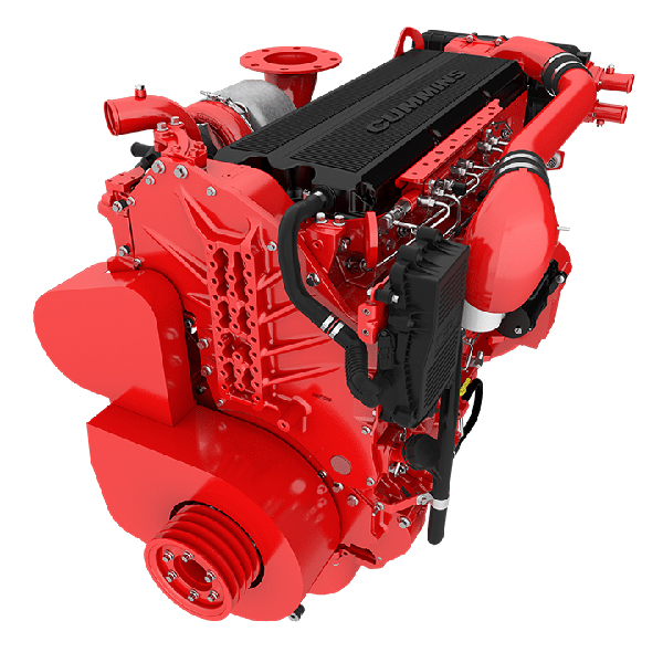 Cummins Marine Engines, Cummins Engine Installation, Sales